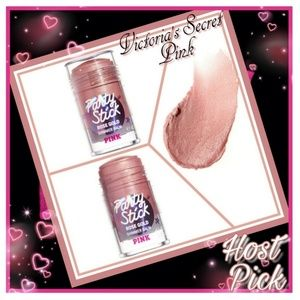 PINK NEW! Rose Gold Party Shimmer Stick